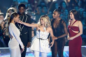 Did Fifth Harmony Shade Camila Cabello At The MTV VMA's?