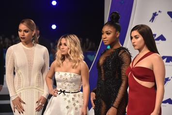 Fifth Harmony Talk Symbolic Axing Of 5th Member At The MTV VMA's