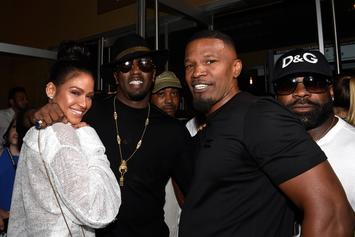 Diddy, Jamie Foxx Help Houston By Making Donations