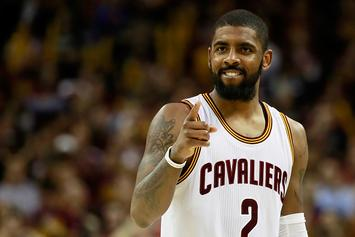 """Kyrie Irving Says Goodbye To Cleveland: """"I'm Truly Grateful"""""""