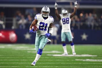 Ezekiel Elliott Suspension Could Be Reduced: Report