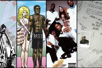 VOTE: What Was The Best Album Of August?