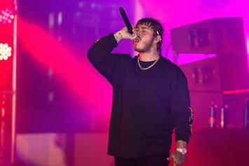"""Post Malone Calls Kanye West Recording Session """"Like Working With Jesus Christ"""""""