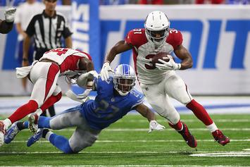 Arizona Cardinals RB David Johnson Expected To Miss Games With Injury