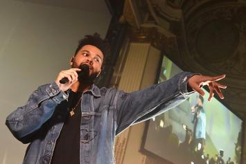 The Weeknd & H&M Are Dropping Another Collection Soon