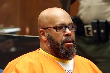 Suge Knight's Girlfriend Charged With Alleged Attempt To Sell Hit-And-Run Tape