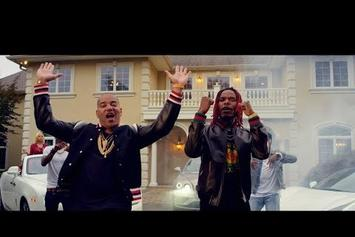 "DJ ENVY Gets Fetty Wap & DJ Sliink For The ""Text Ur Number"" Video"
