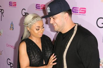 Blac Chyna And Rob Kardashian Reportedly Settle Custody Battle For Good