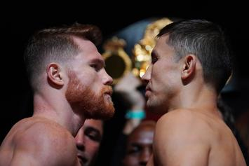 Twitter Reacts to Canelo and Golovkin Fight
