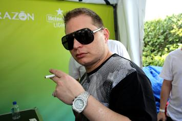 Scott Storch Previews New Music With Jazz Cartier