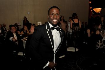 Kevin Hart's Extortion Video Supposedly Features A Travelling Stripper
