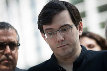 Martin Shkreli's Wu-Tang Album Sale On eBay Might Not Happen
