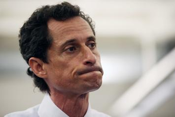Anthony Weiner Gets 21 Months In Prison For Sexting A Teenager
