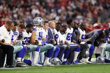DirecTV Offers NFL Sunday Ticket Refunds Due To Anthem Protests
