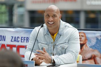 "The Rock Confirms ""Fast & Furious"" Spinoff"