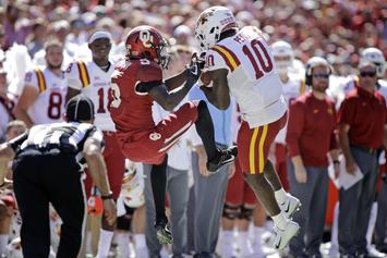 Iowa State Upsets Oklahoma; Twitter Reacts