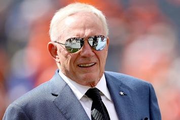 Jerry Jones: Cowboys Players Who Disrespect Flag Will Not Play