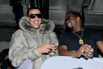Diddy Has High Praises For French Montana's Philanthropy Work In Uganda