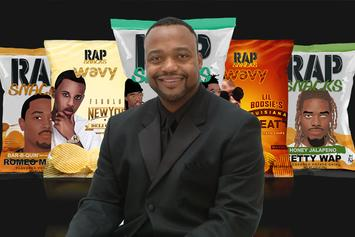 Rap Snacks Chat: The CEO Of Hip-Hop's Favorite Munchies Discusses Business