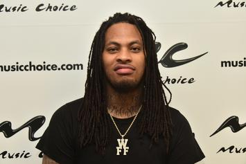 Waka Flocka Responds To Criticism After Saying He Isn't Black