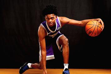 """Kings Rookie De'Aaron Fox Trashes In-N-Out: """"It's Just Not Good"""""""