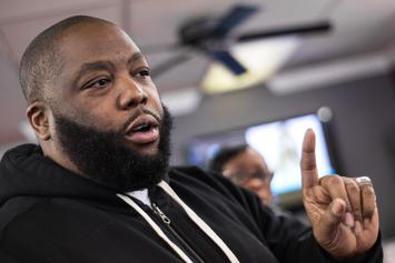 """Killer Mike Of Run The Jewels Raps About Nursing Home On """"South Park"""""""