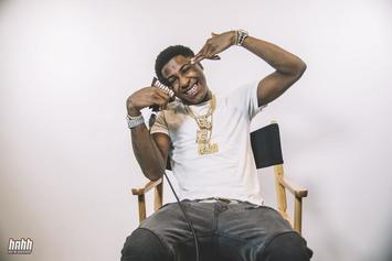 Youngboy Never Broke Again Previews Upcoming Lil Uzi Vert Record