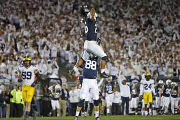 Twitter Reacts to Penn State's Blowout of Michigan