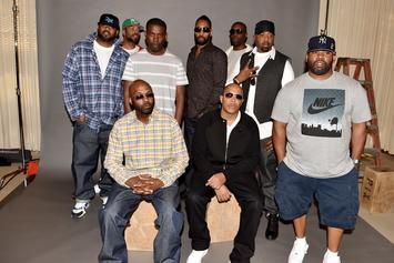 "Wu-Tang Clan's ""The Saga Continues"" Debuts #1 On Independent Charts"