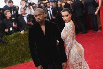 Kim Kardashian Says She & Kanye West Aren't Expecting Twins Despite Rumors