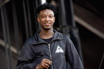 "21 Savage's ""ISSA Album"" Is Certifed Gold"