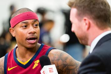 Isaiah Thomas To Guest Star On Law & Order SVU Tonight