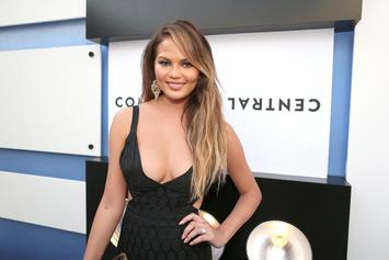Chrissy Teigen Suffers Nip-Slip On Snapchat, Twitter Reacts