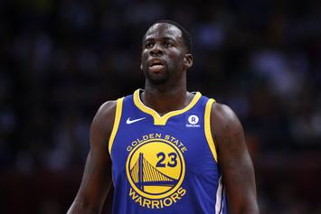 "Draymond Green To Texans Owner: ""Sounds Very Donald Sterling-esque"""