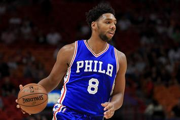 Sixers' Jahlil Oakfor Reportedly Seeking A Trade Or Buyout