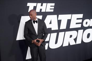 """Tyrese Gibson Threatens To Quit """"Fast & Furious"""" Franchise Because Of The Rock"""