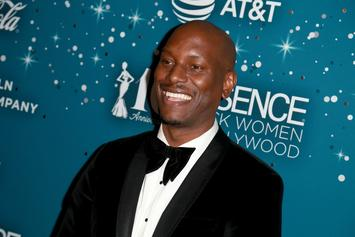 Tyrese Speaks Out After Wednesday Morning's Meltdown