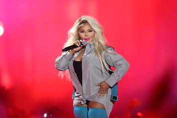 "Lil Kim Talks Nicki Minaj Beef: ""A Snake Is A Snake"""