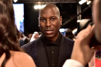 Tyrese Gibson Child Abuse Case Dropped