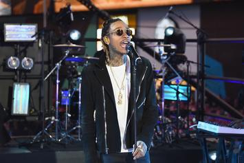 """Wiz Khalifa Confirms """"Laugh Now, Fly Later"""" Tracklist & Cover Art"""