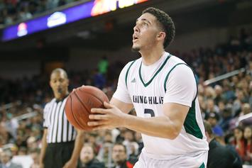LiAngelo Ball & Two UCLA Teammates Touch Down In The States