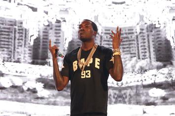 Meek Mill Reportedly Wants Out Of Solitary Confinement Before He Goes Crazy