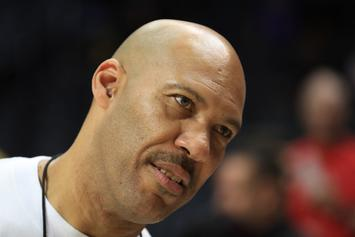 Joel Embiid Trolls LaVar Ball After Sixers Beat Lakers