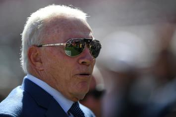 "NFL Accuses Jerry Jones Of ""Conduct Detrimental To The League"""