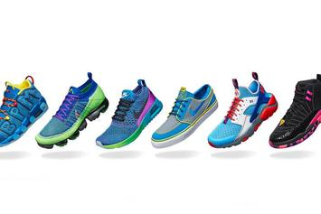 Nike's Annual Doernbecher Freestyle Collection Launches Tomorrow