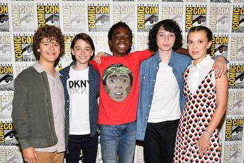 """""""Stranger Things"""" Creators Are """"Still Figuring"""" Out Season Three"""