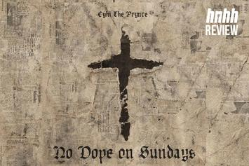 "CyHi the Prynce ""No Dope on Sundays"" Review"