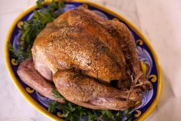 The Cooking Playlist For Thanksgiving