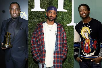 A Hip Hop Thanksgiving: See How Gucci Mane, Big Sean, Diddy & More Are Celebrating