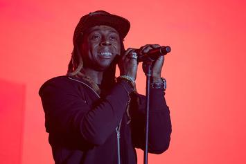 "Lil Wayne Thanks Fans For Standing By Him Amid Label Fight; ""Dedication 6"" Update"